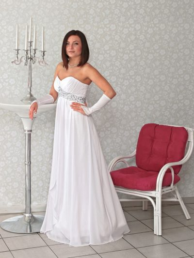 Poročna obleka Senta