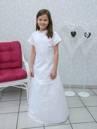 Poročna obleka Trik