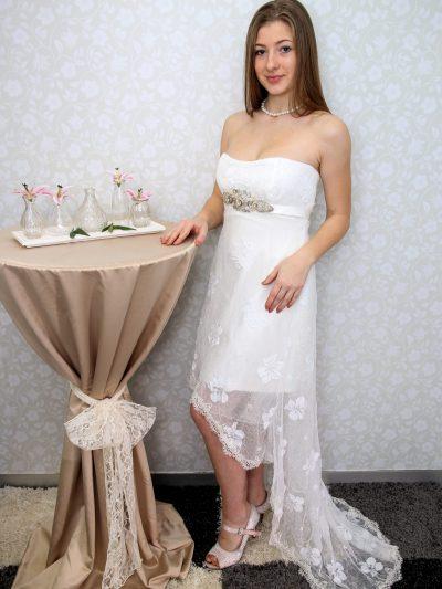 Poročna obleka AdaCapri