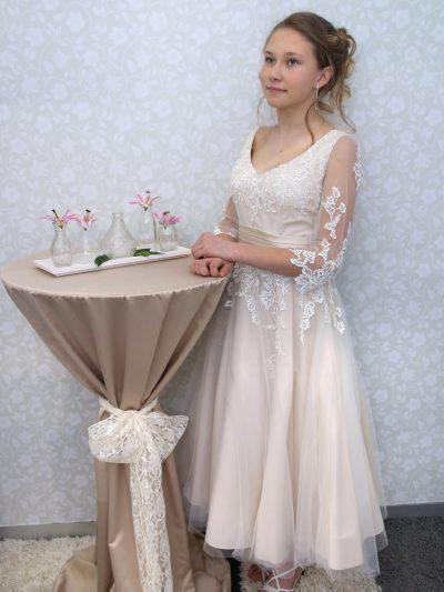 Poročna obleka Judita
