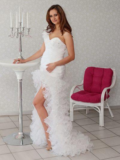Poročna obleka Tihana