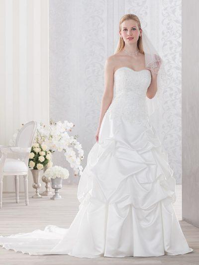 Poročna obleka Biljana