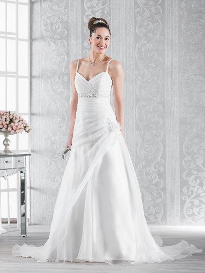 Poročna obleka Mia