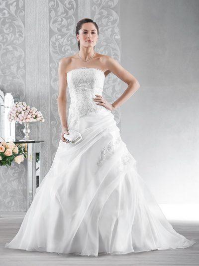 Poročna obleka Diana1