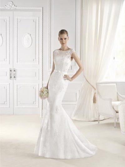 Poročna obleka Elodie