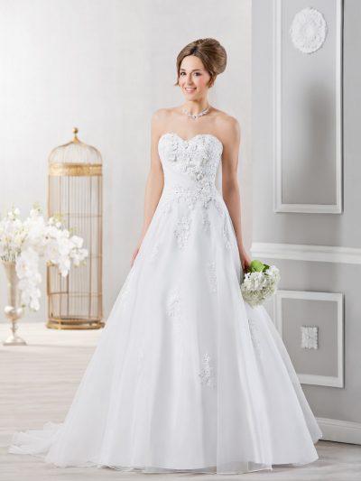 Poročna obleka Eve