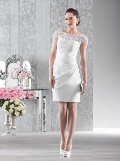 Poročna obleka Irene1