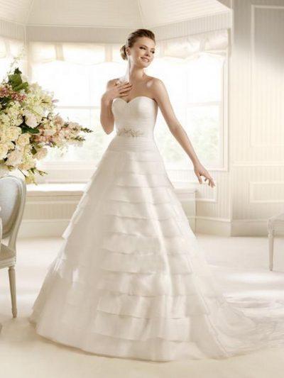 Poročna obleka Miele