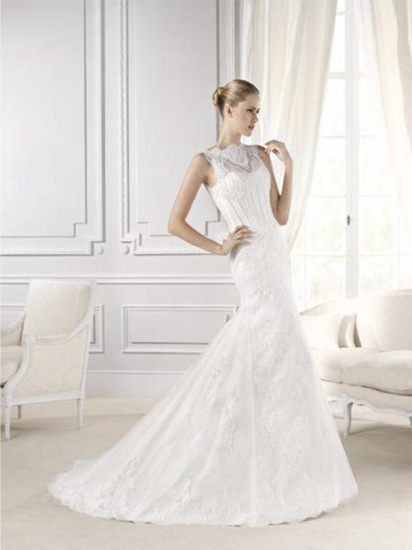 Poročna obleka Elberet