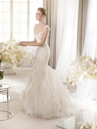 Poročna obleka Adelina