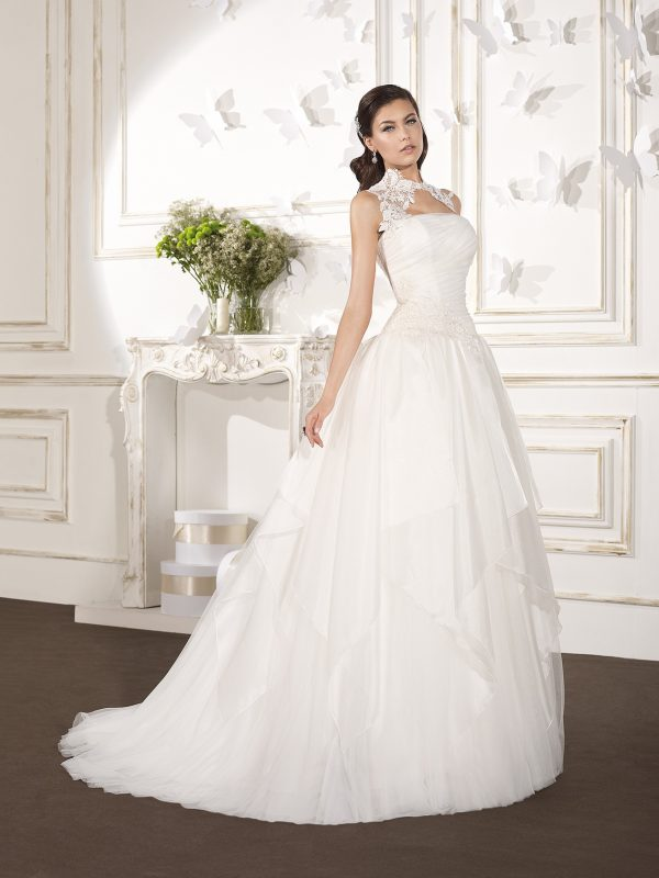 Poročna obleka Anela