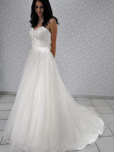 Poročna obleka Bella/Ballet