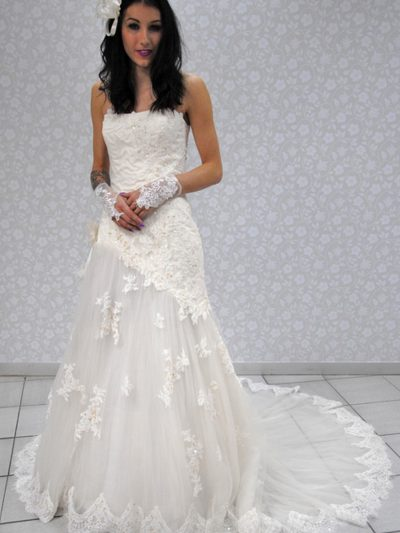 Poročna obleka Dagmar/Mellisa