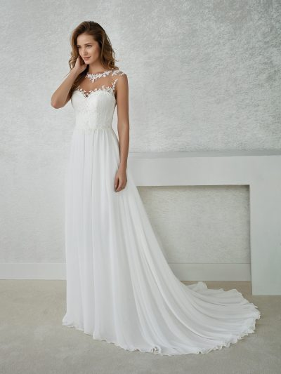 Poročna obleka Firenze