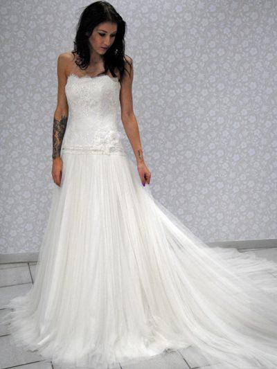 Poročna obleka Gloria/Acacia