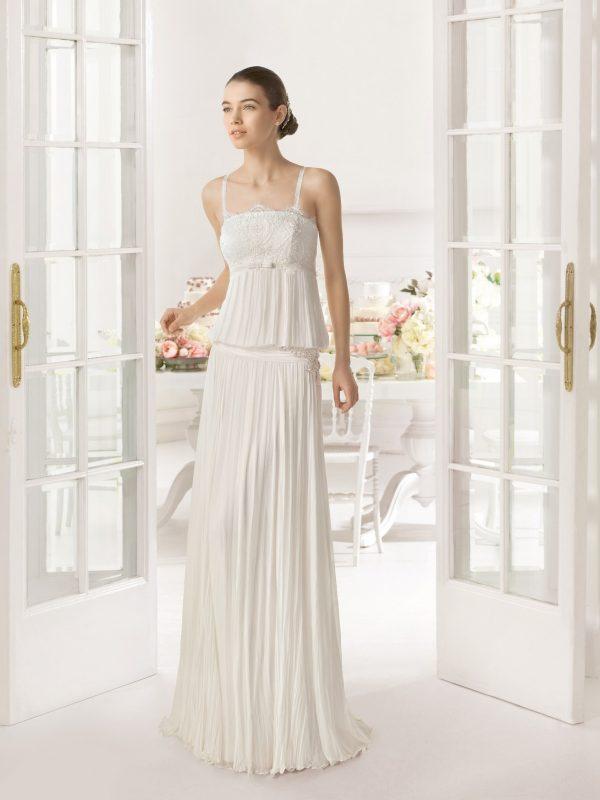 Poročna obleka Hannah/Odesa