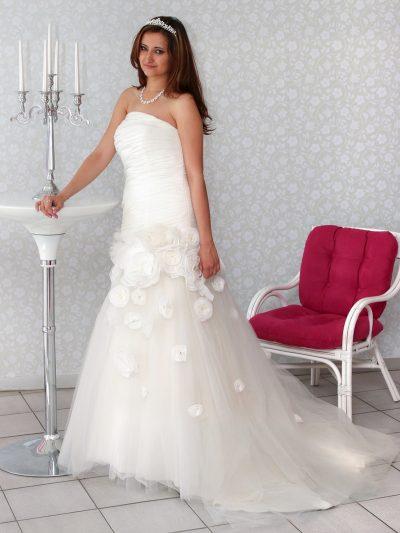 Poročna obleka Taja